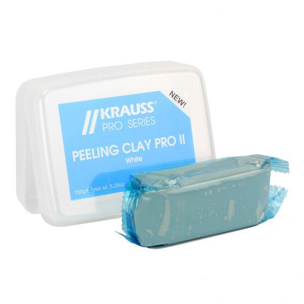 Reinigungsknete PEELING CLAY PRO II® blau (150g)