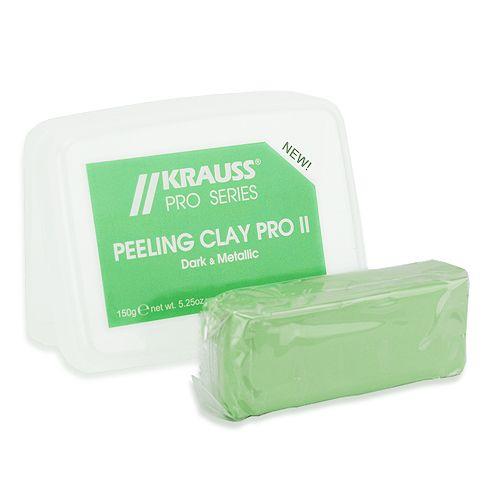 Reinigungsknete PEELING CLAY PRO II® grün (150g)