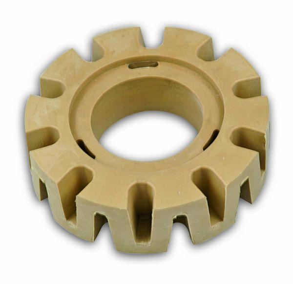 Folienradierer (ohne Adapter/30mm) für Druckluft-Oberflächenschleifer