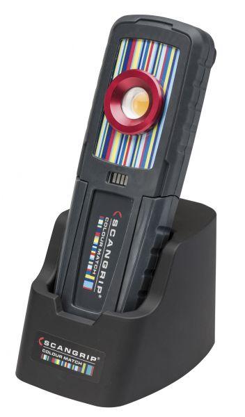SCANGRIP SUNMATCH Aufladbare Tageslichtlampe zur ausgezeichneten Farbwiedergabe