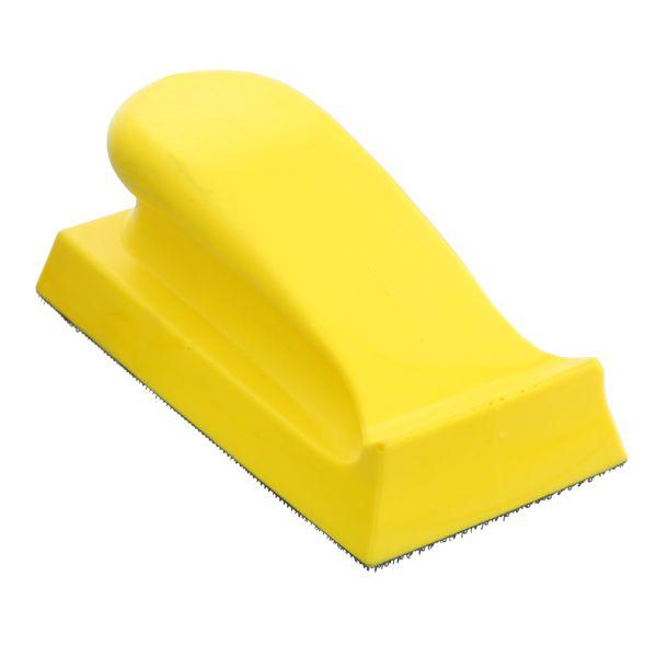 Schleifblock für Klett/Grip Schleifpapier 70x135mm