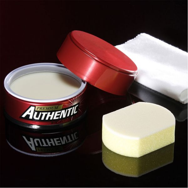 Virgin Crystal White Carnauba Wax AUTHENTIC PREMIUM