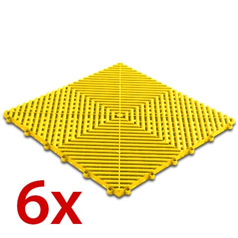 Bodenplatten für KRAUSS-FLOOR-SYSTEM 6 Stck.