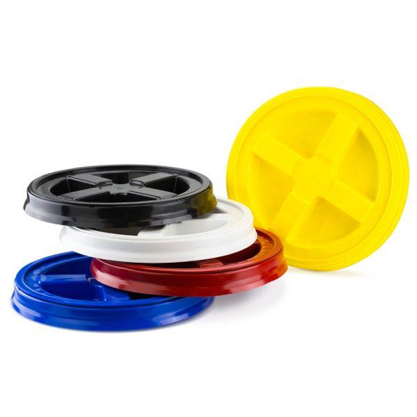 Gamma Seal® Deckel mit wasser- und luftdichtem Schraubverschluß