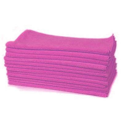 Microfasertuch ULTRA FINE PINK 12-PACK 36x38cm