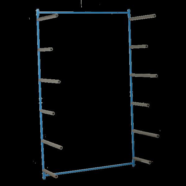 Stoßstangenregal für die Wandmontage KR-2317