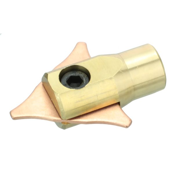 Elektrode für Ausbeulsterne