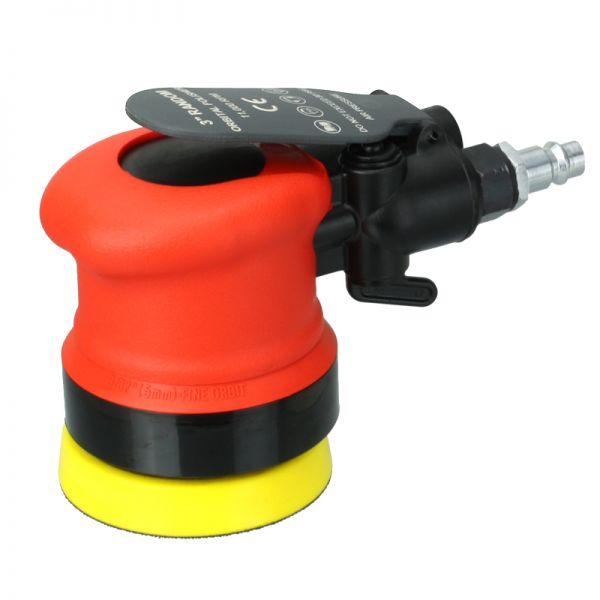Druckluft Exzenterschleifer Ø77mm - 5mm Hub - Ungelocht