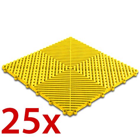 Bodenplatten für KRAUSS-FLOOR-SYSTEM 25 Stck.