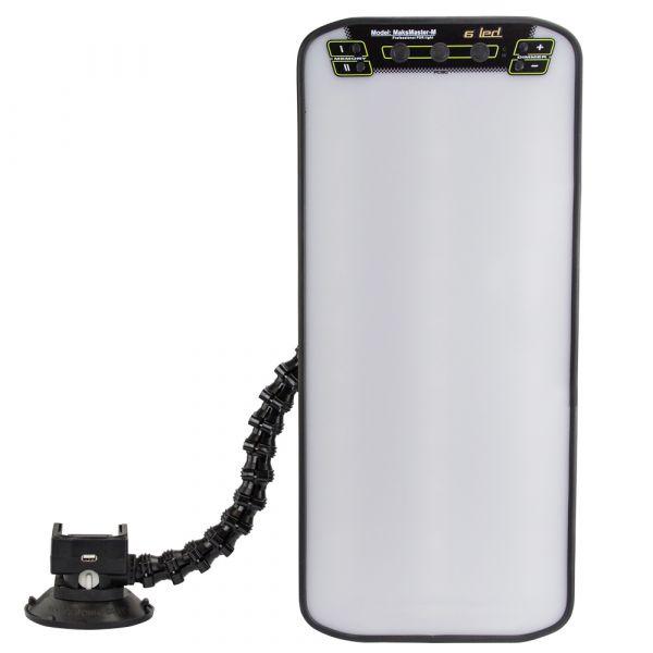 kabellose PDR LED Fixierlampe mit MAKITA AKKU-Halterung (6LED)
