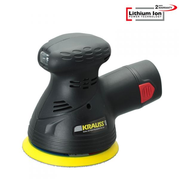 Lithium-Ionen Exzenter Polierer RS-300 14,4 V/2.0Ah