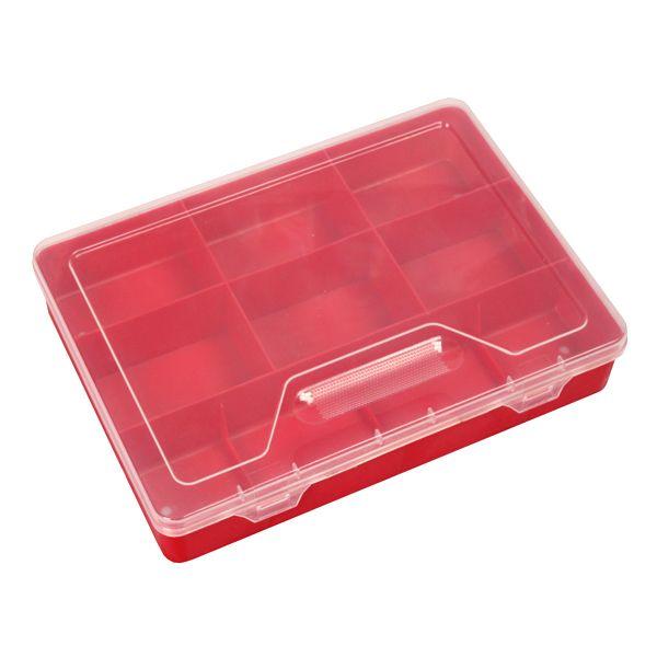Verschleißteile-Box - ohne Inhalt