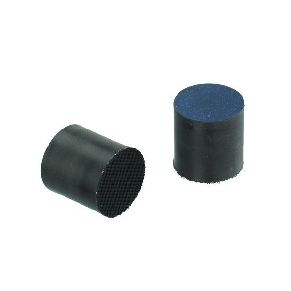 Schleifstempel (Schleifpilz) Ø30mm für Schleifblüten, 2-seitig GRIP/STICK