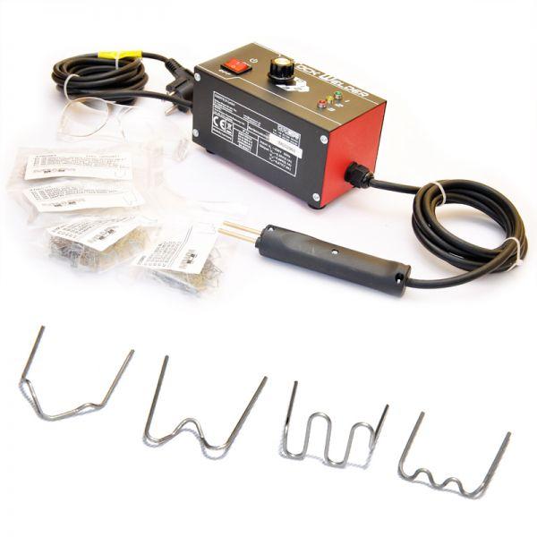 Kunststoff Reparatur System HOT STAPLER (240V/12,6W)