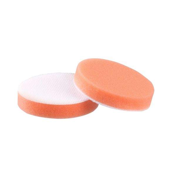 Polishing Pad Ø56x10mm - mittelharter Polierschwamm, orange