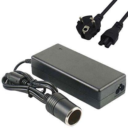 12V-Netzteil mit Zigarettenanzünder-Buchse 230V / 6A / 72W