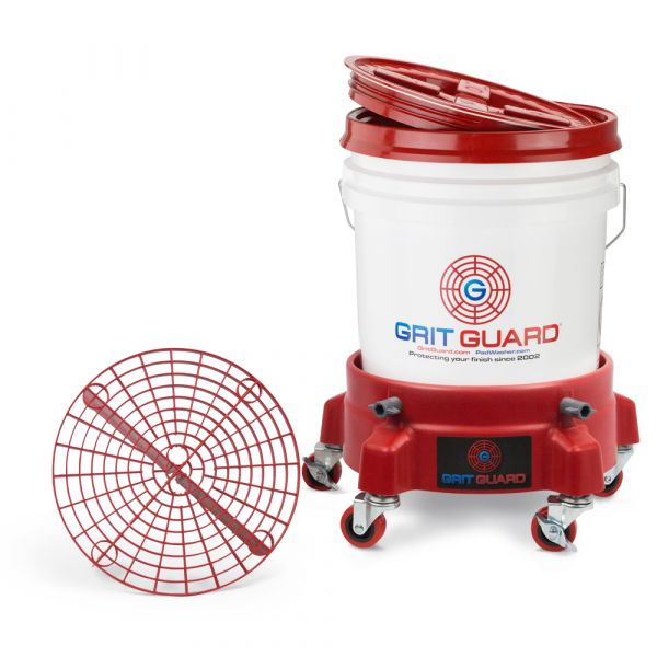 GRIT GUARD® Single - Bucket Washing System