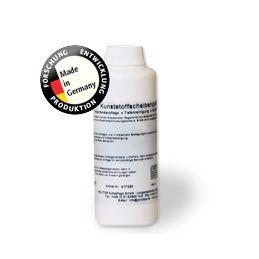 Kunststoffscheibenpolitur - 250ml Flasche