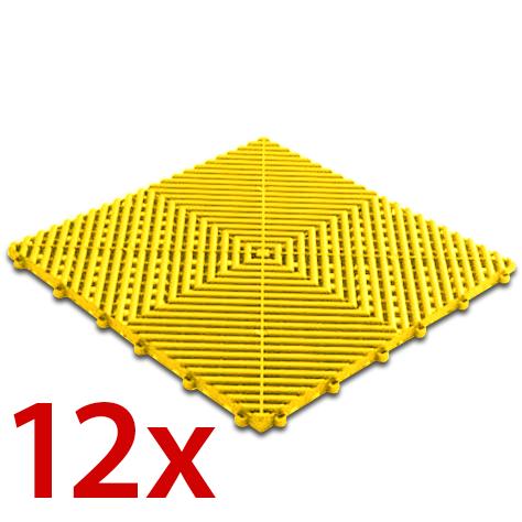 Bodenplatten für KRAUSS-FLOOR-SYSTEM 12 Stck.