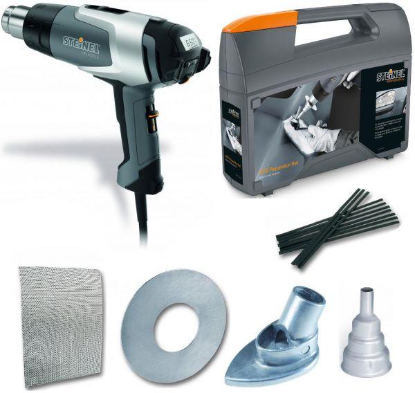 STEINEL® Heißluftgebläse Kunststoff Reparatur Set HG 2320 E KFZ-Reparatur-Set