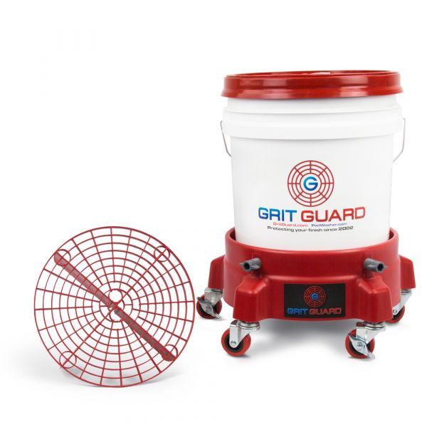 GRIT GUARD® Single - Bucket Washing System